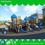 Im Freien Spielplatz-Typ und Plastikspielplatz-Plastik-und Metalteil