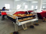 중국 현대 별 호텔 침실 대중음식점 가구 아크릴 그랜드 피아노