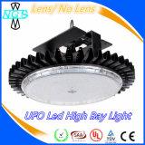 Éclairage LED industriel élevé de la lumière 150W de compartiment d'UFO DEL de qualité