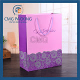 Ribbon (CMG-MAY-058)를 가진 결혼식 Candy Packing Bag