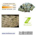 Chelato dell'amminoacido di Humizone K (ACC-K-P)