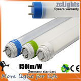 Range pieno T8 LED Lamp From 0.6m 0.9m 1.2m 1.5m