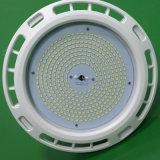 150W 5000k LED ersetzen UFO-hohes Bucht-Licht-Handelsbeleuchtung 450W Mh/HPS