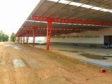 Подгонянная светлая конструкция сени стальной рамки