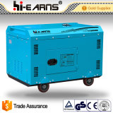 8.0 Kw 디젤 엔진 발전기 세트 휴대용 가정 사용 발전기 (DG11000SE)