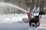 ventilateur de neige d'entraînement à chaînes d'engine de 208cc Lct