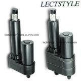 IP54 12V 24V Gleichstrom-leistungsfähiges elektrisches Linear-Verstellgerät für Krankenpflege-Bett oder Massage-Stuhl