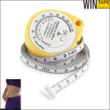 Instruments de mesure médicaux personnalisés de cadeau d'index de masse de corps (BMI -016)
