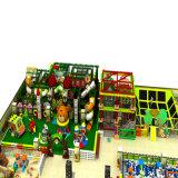Спортивная площадка относящих к окружающей среде содружественных детей крытая мягкая с CE