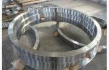 O aço de carbono da maquinaria forjou o anel rolado para o petróleo