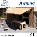 Neues Design Residential Polyester Retractable 4X4 Awning (B4100)
