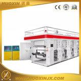 De Machine van de Druk van de Rotogravure van de Computer van de Hoge snelheid van drie Motor (NUOXIN)