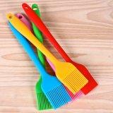 Balai de catégorie alimentaire amical de silicones d'Eco de diverses couleurs pour la torréfaction