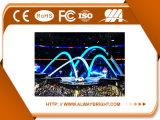 Tabellone per le affissioni di pubblicità locativo pieno dell'interno del video di colore P6 LED