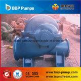 Pompe centrifuge de fractionnement d'aspiration à plusieurs étages verticale horizontale de cas