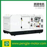Prix de vente d'usine et type silencieux générateur de panneau de contrôle hauturier initial de l'utilisation 100kVA