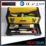 arma clasificado del aire caliente de la toma del voltaje 220V