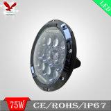 신제품 새로운 Philips 창조적인 결합 모는 램프 7inch LED 헤드라이트 또는 모는 빛