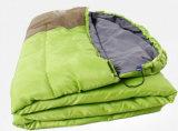 屋外にキャンプに熱冬フード付き旅行厚いスリープの状態であることBag