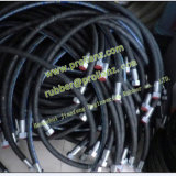 カナダへの布Surface Industry Dredging Rubber Air Hose