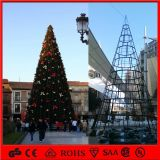 Árbol de navidad artificial del PVC del árbol de la Navidad gigante de Deco del Año Nuevo 2015
