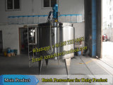 200L電気暖房の低温殺菌装置のミルクの低温殺菌器