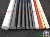 Poste de haute résistance de fibre de verre avec résistant à la corrosion