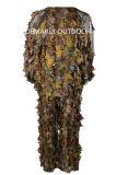 Облегченный маскировочный костюм листьев 3D для звероловства