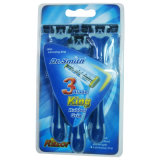 Asr Sensor Triple Blade Disposable Razor (KD-B3008L von 3PCS)