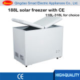 138L 12V gelijkstroom Freezer Solar Freezer Solar Chest Freezer