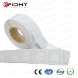Étiquettes Adhésives Passives de Roulis de Collant D'étiquette D'IDENTIFICATION RF de MIFARE pour L'imprimante