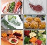 Máquina de empacotamento do vácuo do saco de vácuo do alimento