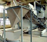 Suprimento da linha de produção de silicato de chumbo