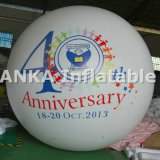 Aerostato gonfiabile del partito dell'aria del PVC con la stampa di Digitahi