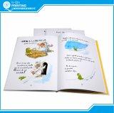 Обслуживание печати детской книги с курткой пыли