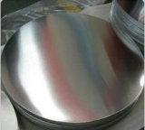 Calidad de profundidad del dibujo del círculo de aluminio 8011 para teteras