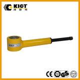 Cilindro hidráulico liso mecânico ativo de Jack da baixa altura de Kiet único