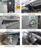 De Scherende Machine van het Blad van het Metaal van het Merk van Harsle voor 6mm