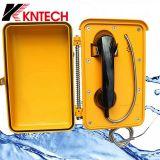 Kntech knsp-03 Speciale Dienst van de Telefoon van de Noodsituatie van het Systeem van de Intercom de Openlucht Waterdichte Telefoon