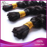 Massa brasiliana dei capelli di estensione dei capelli di Remy dell'onda allentata all'ingrosso dei capelli