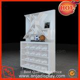 MDF Shoe Display Cabinet