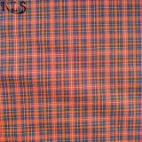 Baumwollpopelin-gesponnenes Garn färbte Gewebe für Kleid-Hemden/Kleid Rls50-21po
