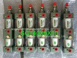 De Pneumatische Cilinder van de multi-Posten van de Legering van het Aluminium van de Reeks van Sc