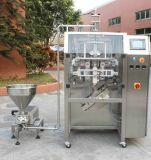 Embalaje automático del jugo o máquina de rellenar