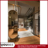Het hoge Meubilair van de Vertoning van de Toonzaal van het Kledingstuk van het Eind, Dame Clothing Shop Interior Design