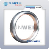 Gaxeta oval da junção do anel