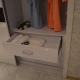 Armário moderno do Wardrobe do deslizamento/estar aberto da mobília do quarto (fonte direta da fábrica)