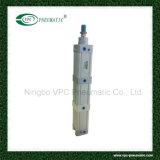 DNC SiシリーズISO6431標準空気の空気シリンダー