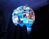 P5 vervollkommnen Anblick-Effekt-farbenreiche Bereich LED-Bildschirmanzeige-Innenkugel