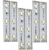 최고 밝은 SMD5630/5730 LED 모듈 3LED는 백색 램프 방수 12V를 냉각한다